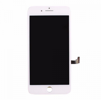 iPhone 8 plus lcd screen white