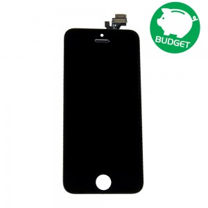 Apple IPhone 5 LCD Screen Replacement, High Quality, Aftermarket, Black