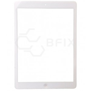 Apple Ipad Air Touch screen glass digitizer replacement white 5 gen. A1474 A1475
