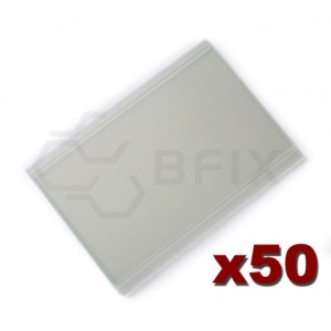 Apple iPhone 5 OCA sheet Optically clear adhesive glue for LCD glass digitizer x50