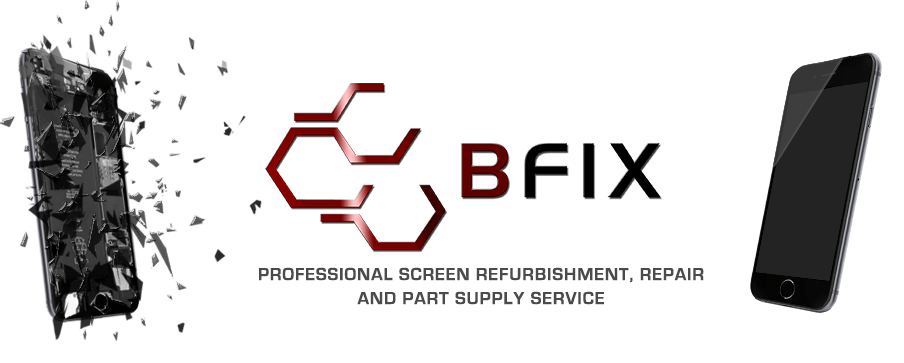 Bfix - professional screen refurbishing service